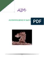 Biology Investigatory Project
