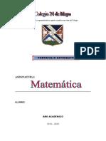 Caratula-Matematica