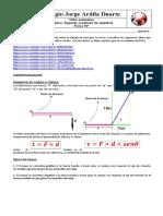 Estatica_Segunda_condicion_de_equilibrio(Juan Pablo Castellanos Cely10-3)