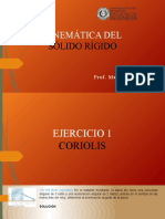 PRESENTACION CLASE 2 - Cinematica del Solido Rigido - Practica