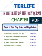 PART 5 Rules & Regulations of the Court of the Day of Judgment (English Translation)