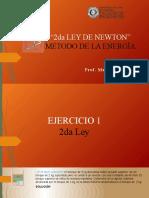 PRESENTACION CLASE 4 - 2da Ley, Energía - Practica