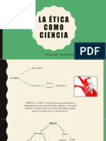 LA ETICA COMO CIENCIA pdf