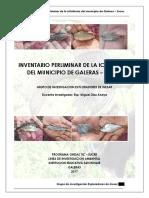 Inventario Preliminar de La Ictiofauna Del Municipio de Galeras - Sucre(2)