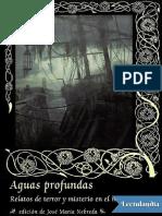 Aguas profundas - AA VV