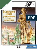 El Principe Feliz y otros cuentos - Oscar Wilde