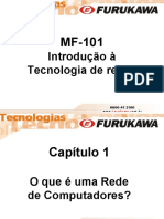CURSO CABEAMENTO ESTRUTURADO FURUKAWA - Furukawa Certified Professional. FCP_FUND_MF101_rev04_PORT.ppt