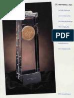 1988 Motorola Annual Report