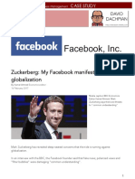 case study facebook globalization