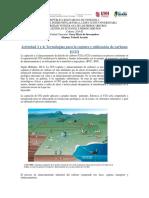 Tecnologías para la captura y utilización de carbono (CCU)