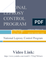 National Leprosy Control Program for CHN