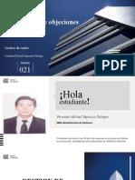 PPT Administración del proceso de ventas 2019
