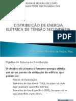 SISTEMAS PREDIAL DE ENGERGIA ELÃ_TRICA Revisão 1