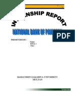 NBP new report