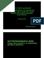 DELLA COLETTA- Elettromiografia