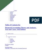 Chapter I teori akuntansi