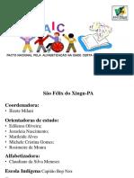 SEMINÁRIO  PNAIC