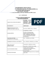 Saurashtra Gujarat Bathymetry Survey DTP