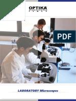 OPTIKA Microscopy Catalog - Laboratory.pdf