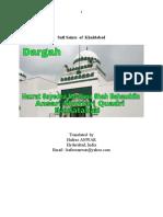 SUFI SAINTS OF KHULDABAD