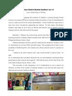 The Daliaon District Module Sanitizer