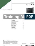 Philips ftv1.9de_training manual