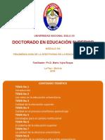 FENOMENOLOGÍA DE LA EFECTIVIDAD ED. SUP.