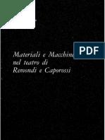 Pizzo Antonio - Materiali e Macchine nel teatro di Remondi e Caporossi.pdf