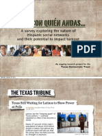 Hispanic Voter Research Project