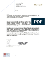 Software Contable GBS Respaldado Por Microsoft Como CasaSoftwareCertificada
