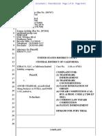 Kiraco v. Charrak - Complaint