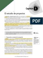 Semana 1 - El estudio de proyectos, Identificación de oportunidades de negocio.pdf