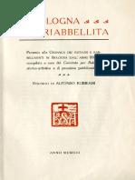 Rubbiani Bologna Riabbellita