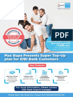 IDBI Super Top-Up your family's health protection_draft v1