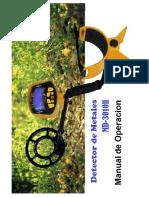 Detector MD3010ii Manual Espanol.pdf