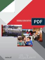 MODELO EDUCATIVO UCSC MARZO 2017