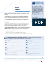Disclosure of Risks to Unrepresented Parties - RECBC (Not a Client_ Know .pdf