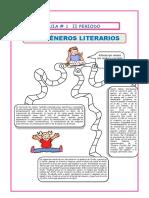 Los-Géneros-Literarios-para-Primero-de-Secundaria