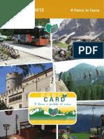 ParcoCard estate 2012