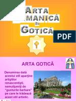 PREZENTARE ARTA GOTICA CLS. 9.pps
