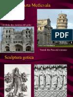 PREZENTARE ARTA MEDIEVALA CLS. 9.ppt