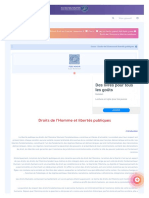 Cours - Droits de l'Homme et libertés publiques - منتدى طلبة كلية الحقوق ج142642
