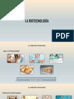 Seminario de biotecnología