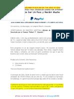 Gana Dinero Con Solo Invertir 2 $ El Método de Flujo de Dinero Por Robert T. Kiyosaki - El Poder de Dar Un Poco y Recibir Mucho