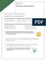 Taller de Matematica.docx