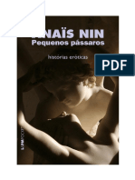 Pequenos Passaros - Anais Nin