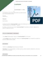 El blog para aprender inglés_ Present participles - Past participles.pdf