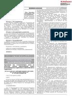 Lineamientos para la atención virtual especializada sobre procedimientos registrales y administrativo registrales