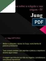 5 - Teorias sobre a religião - IV- Jung