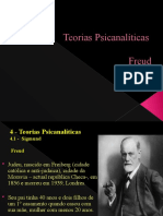 4 -Teorias sobre a Religião - II - Freud